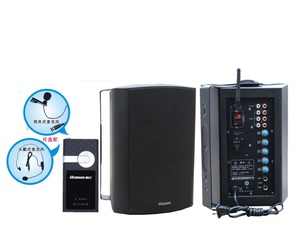 2.4G无线有源电教系统