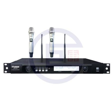 一拖二无线话筒DS-U510